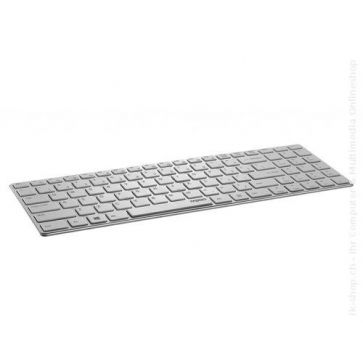 Rapoo wireless ultra slim Keyboard E9100 white