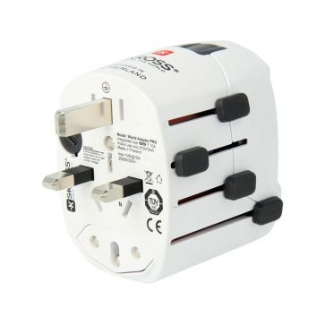SKROSS Weltreiseadapter PRO World