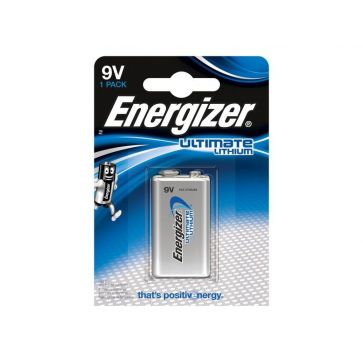 Energizer Batterie Ultimate Lithium 9V