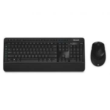 Microsoft Tastatur-Maus-Set 3050 CH-Layout