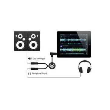 Native Instruments Audiointerface Traktor DJ Cable