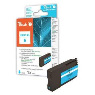 Peach Tinte HP 951XL (CN046AE) Cyan