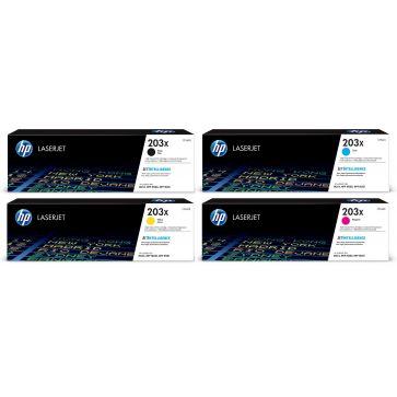 HP Rainbow Kit 203X / CF540X-CF543X