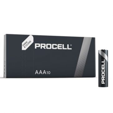 DURACELL Batterie PROCELL 1236mAh PC2400 AAA, LR03, 1.5V