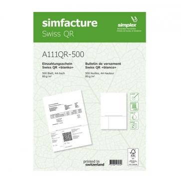 SIMPLEX A111QR-500