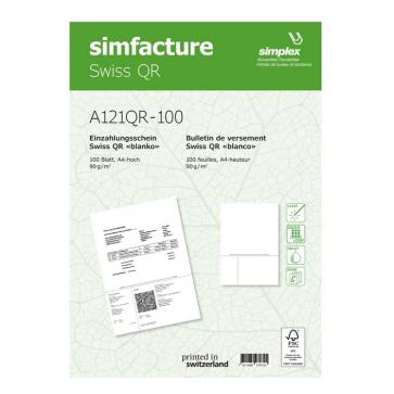 SIMPLEX A121QR-100