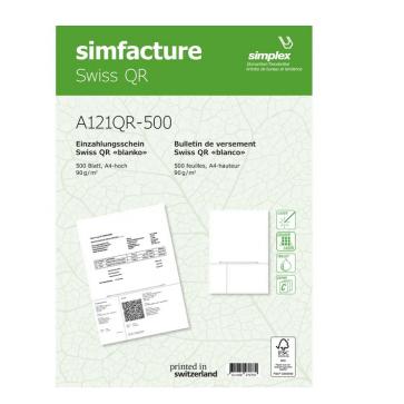 SIMPLEX A121QR-500