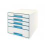 LEITZ Schubladenbox WOW Cube A4