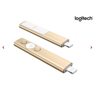 Logitech Presenter Spotlight Gold