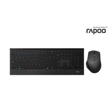 RAPOO 9500M Wireless Multimode Deskset
