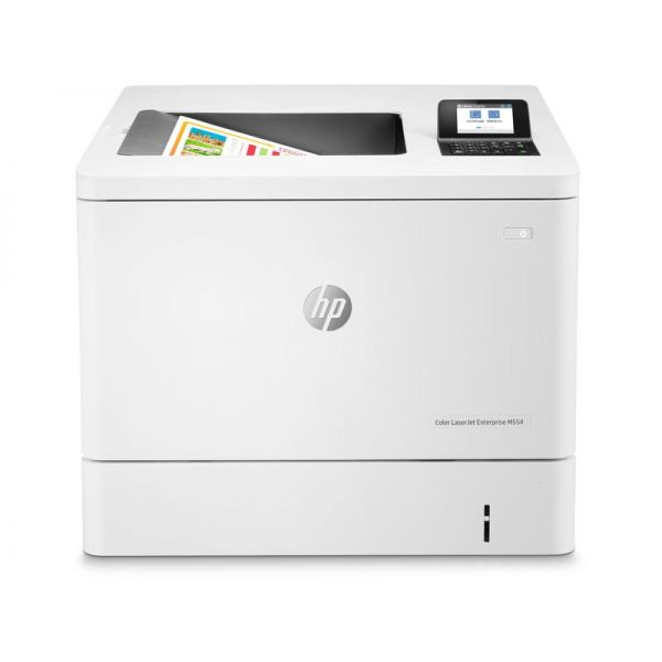 HP Drucker Color LaserJet Enterprise M554dn / 7ZU81A