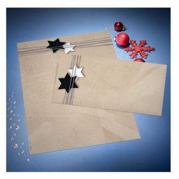 SIGEL Weihnachts-Papier A4 / C9734B