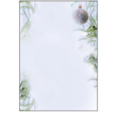SIGEL Weihnachts-Papier A4 / DP302