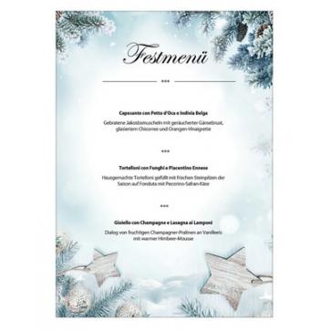 SIGEL Weihnachts-Papier A4 / DP312