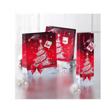 SIGEL Geschenktasche Sparkling Tree / GT024