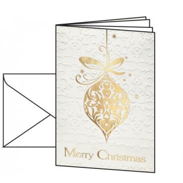 SIGEL Weihnachts-Karten A6 / DS049/W