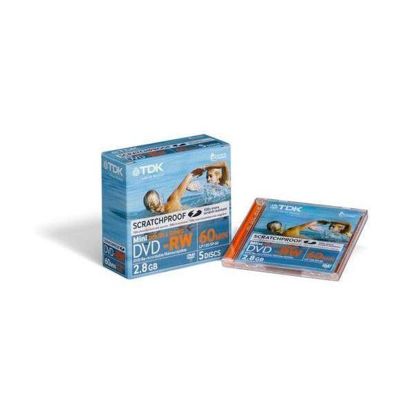 TDK DVD-RW28SP5
