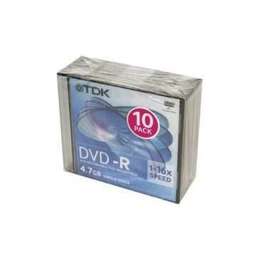TDK DVD-R47SC16X