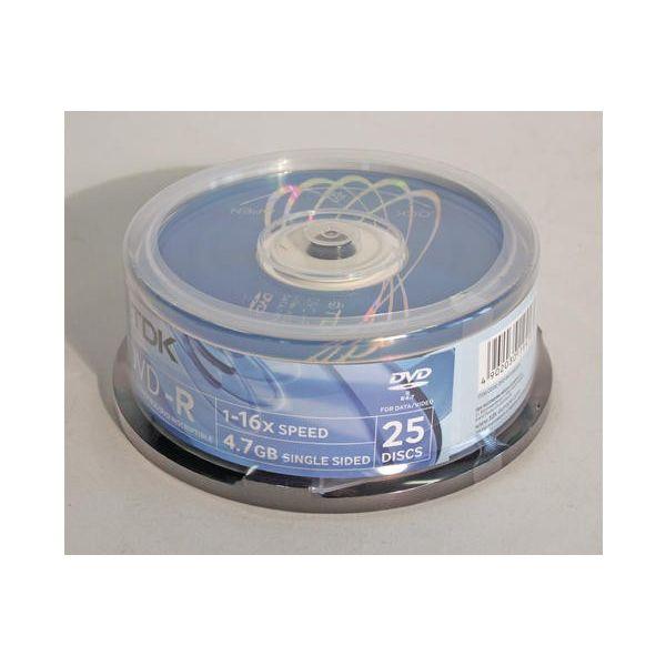 TDK DVD-R47CB251