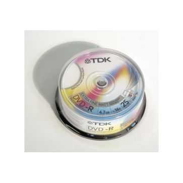 TDK DVD-R47PWCB2