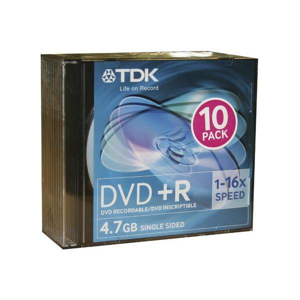 TDK DVD+R47SC16X