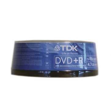 TDK DVD+R47CB251